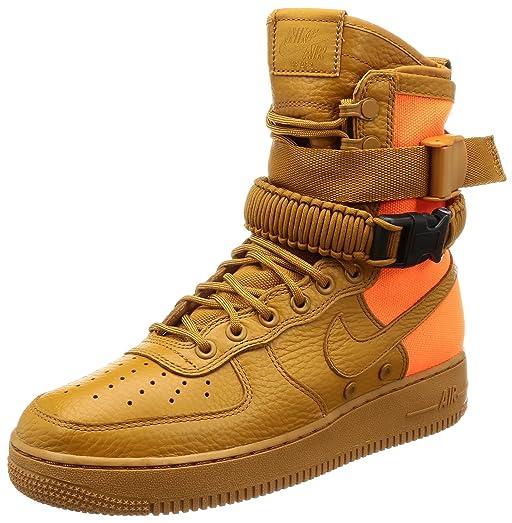 Nike Hombres Desierto Sf Af1 Qs Ocre Desierto Hombres Ocre  Desierto b7af48