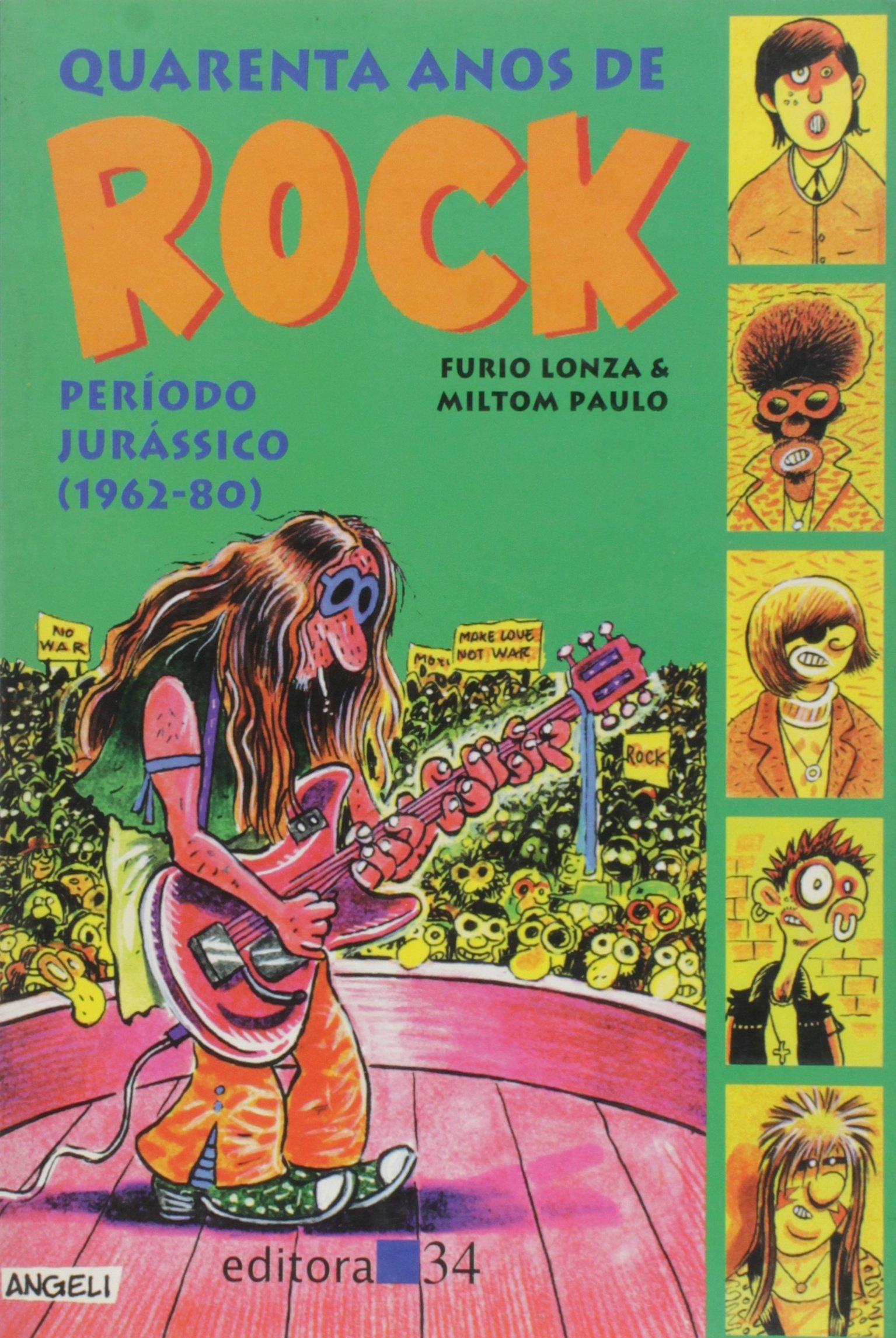 Download 40 Anos De Rock - Volume 2 (Em Portuguese do Brasil) pdf