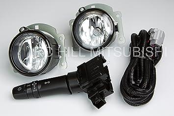 amazon com 2011 2012 mitsubishi oem outlander sport rvr foglight rh amazon com