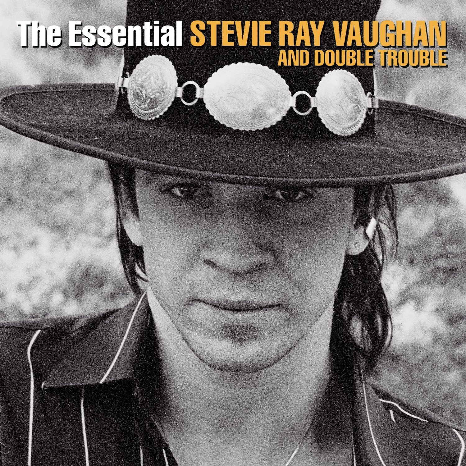 The Essential Stevie Ray Vaughan and Double Trouble by Legacy