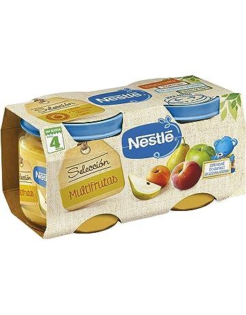 Nestlé Selección Tarrito de puré de fruta, variedad Frutitas del Campo - Para bebés a