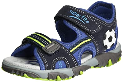 1f61f5c128112 Superfit Mike 2, Sandales Garçon, Bleu, 25 EU  Superfit  Amazon.fr ...