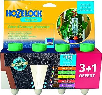 Aquasolo M126602 - Cono riego para Maceta Pack 3+1: Amazon.es: Jardín