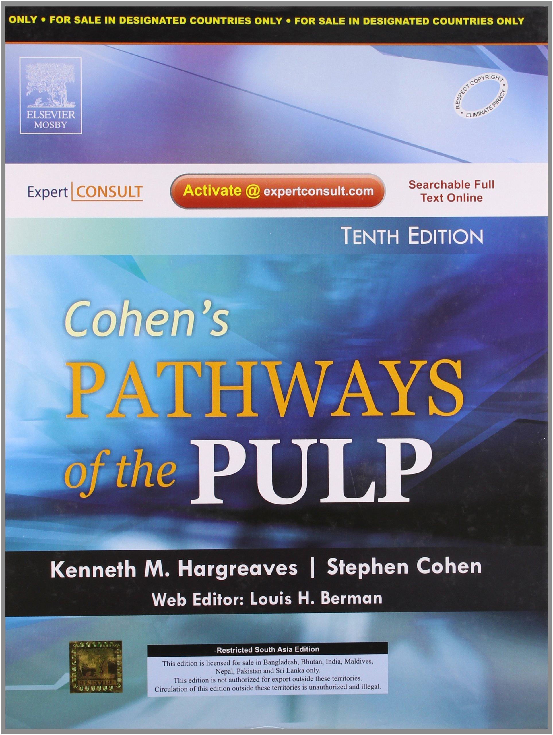 Cohen Endodontics Book