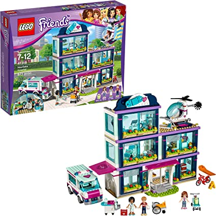 Wishing Well Lego TRU exclusive friends white complete girl house add on