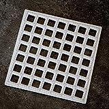 Square Ravioli Mold Maker Cutter Press Stamp Press.Makes 49 Raviolis at Once. Recipe Included.