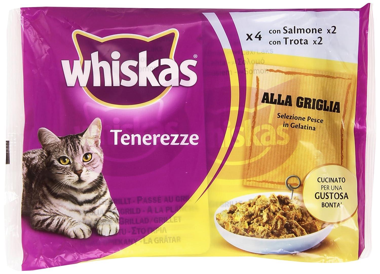 whiskas tenerezze, Comida para Gatos, selección Pescado de ...