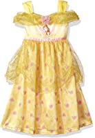 Disney Girls' Beauty and the Beast Belle Nightgown