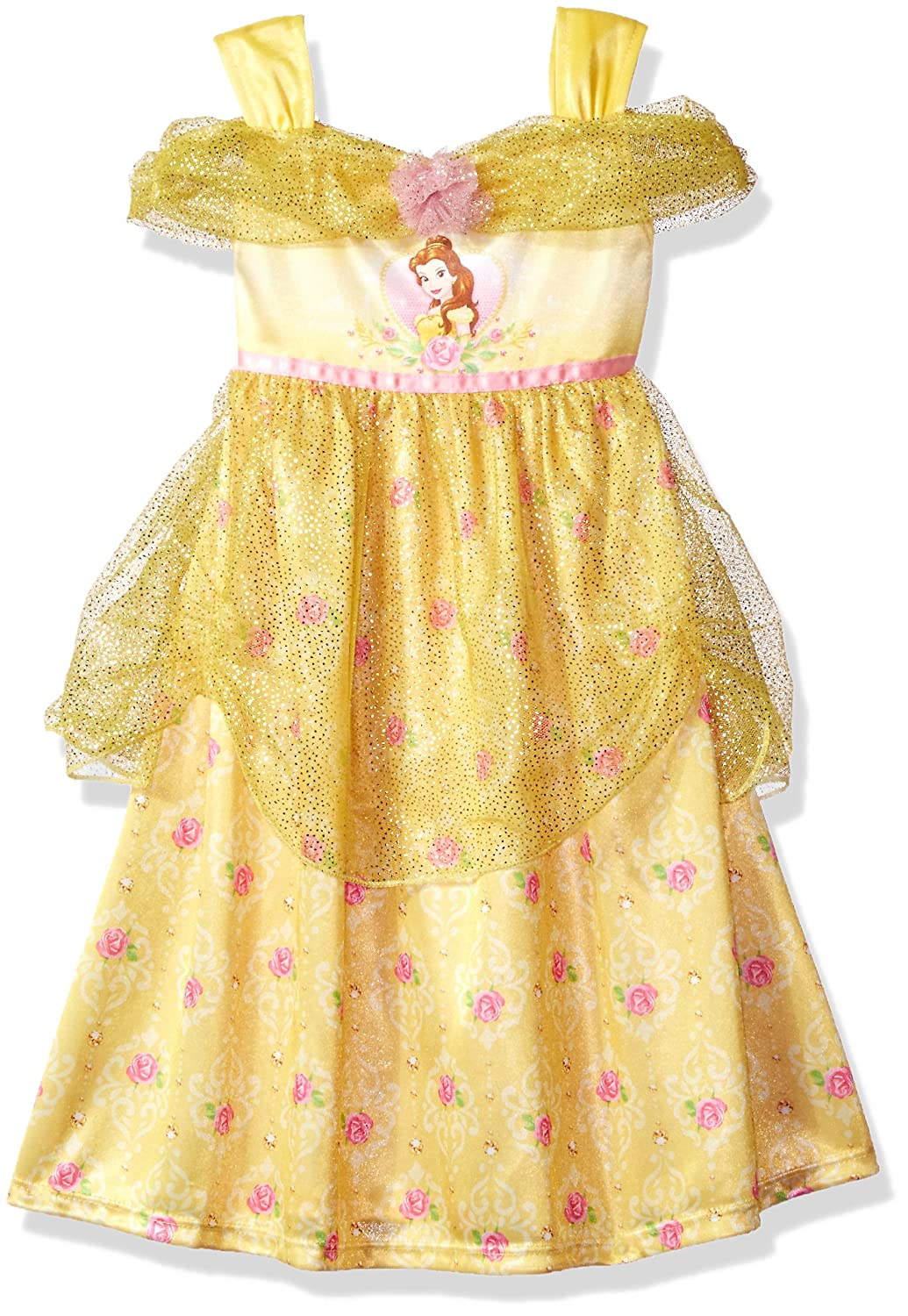 Disney Girls Beauty and The Beast Belle Nightgown DPGGT