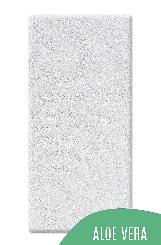 Matelas Berceau Aloe V/éra 50 x 83 cm