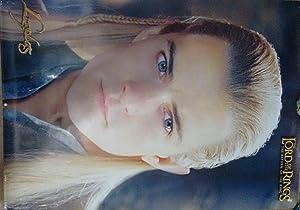 Lord of the Rings Legolas Poster Orlando Bloom Head Sho