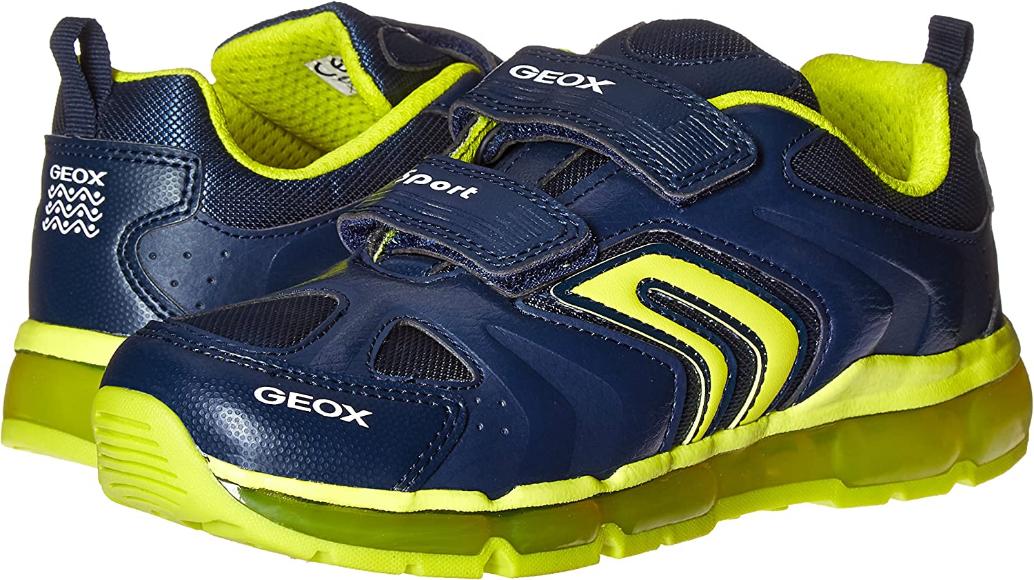 Geox J Android Boy 9 Sneaker