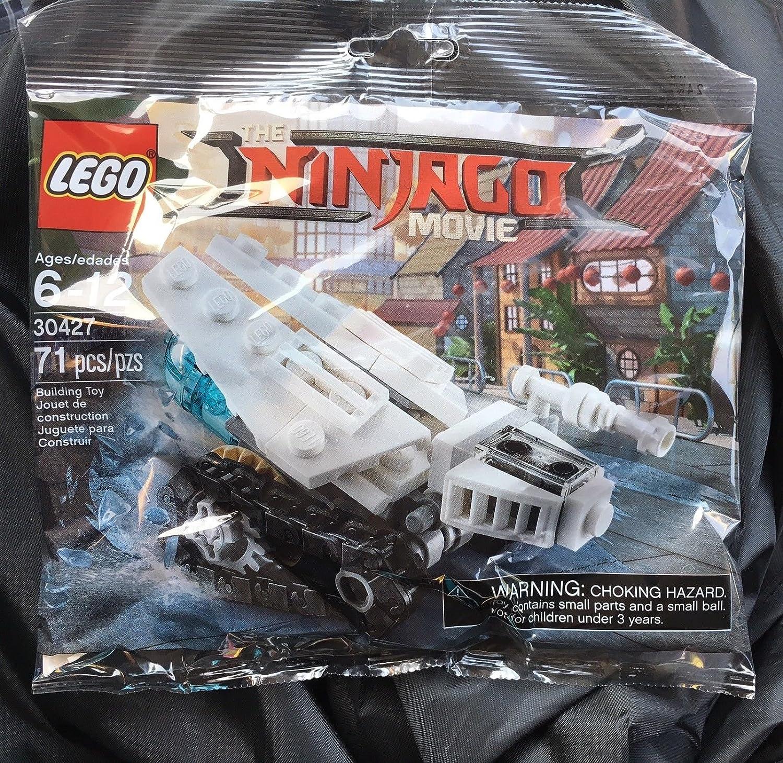 LEGO The Ninjago Movie Ice Tank Set (30427) Bagged