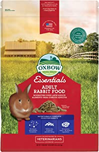 Oxbow Animal Essentials Adult Rabbit Pet Food