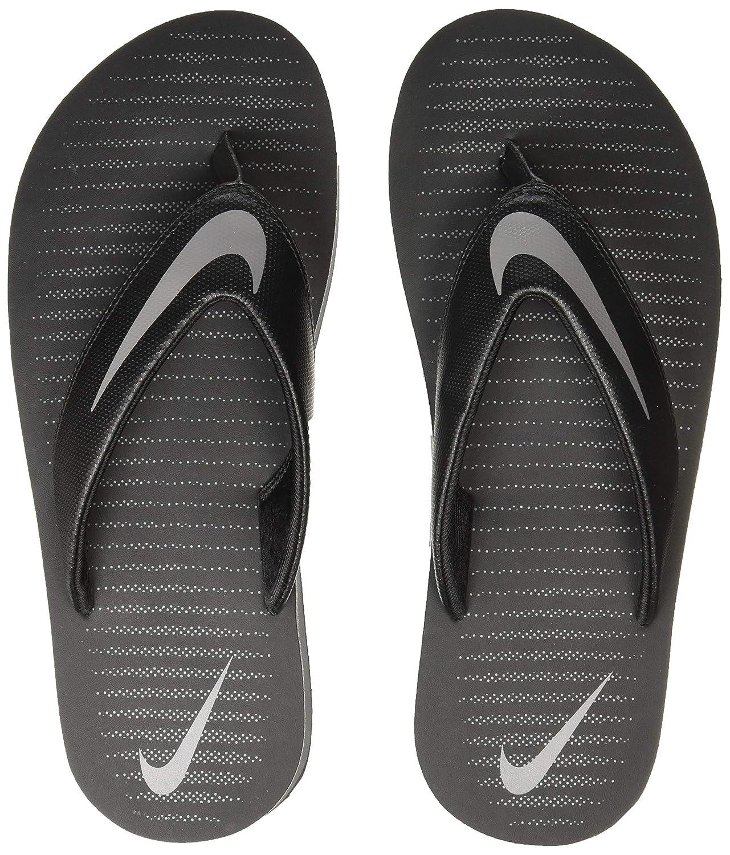 new arrival 768d5 a926f Nike Men's Chroma Thong 5 Black Slippers (833808-016)