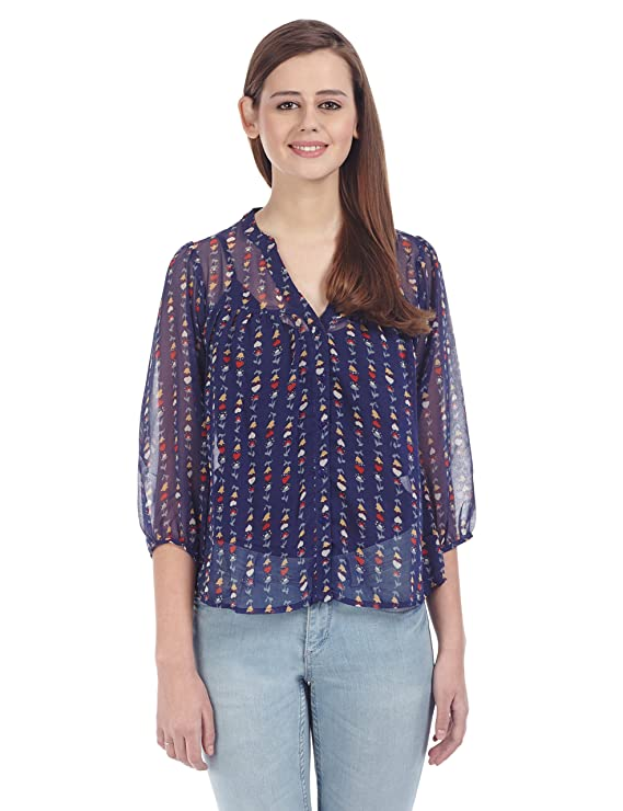 Zink London Women's Shirt Shirts at amazon