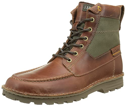 closer at best sell buying now Clarks Men's Sawtel Hi Ankle Boots