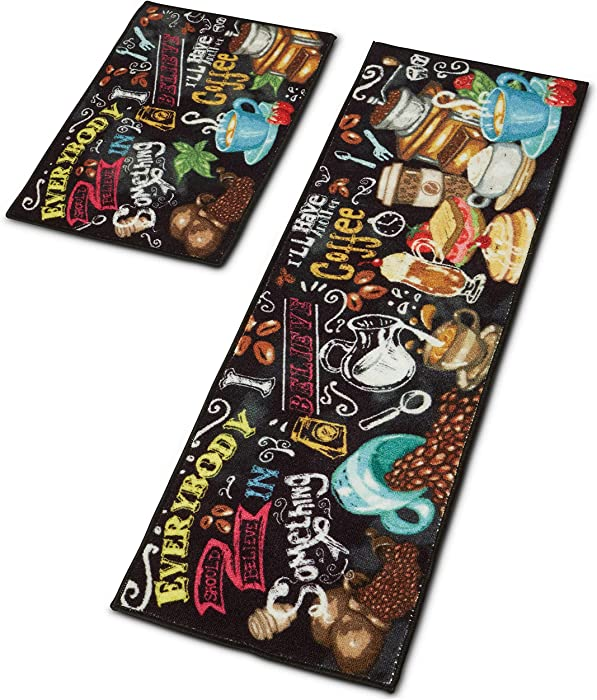 Top 10 Good Food Chef Kitchen Rugs