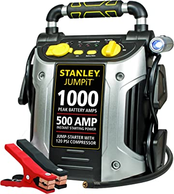 STANLEY J5C09 JUMPiT Portable Power Station Jump Starter