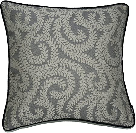 Cuscini Damascati Per Divani.Mcalister Textiles Little Leaf Cuscini Decorativi Motivo Damascato