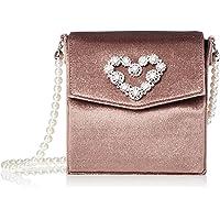 [丽丽棕]心形宝石包
