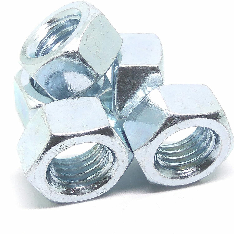M18/ /Acier 18/mm /Écrous hexagonaux/ lot de 10