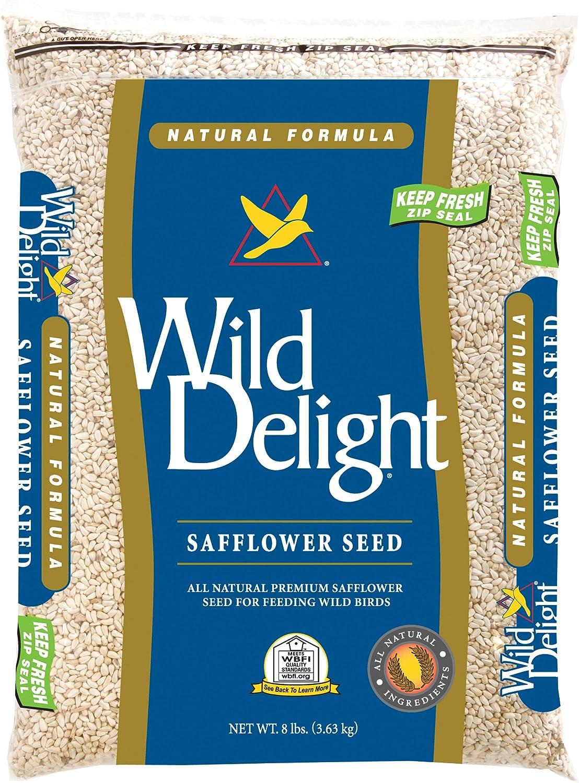 Wild Delight Safflower Seed, 8 lb