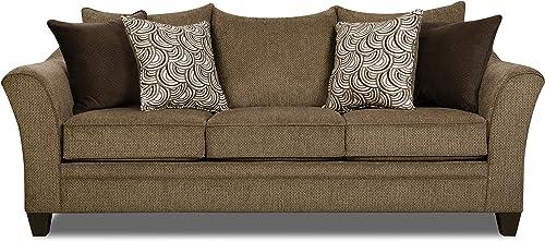 Lane Home Furnishings Sofa, Truffle