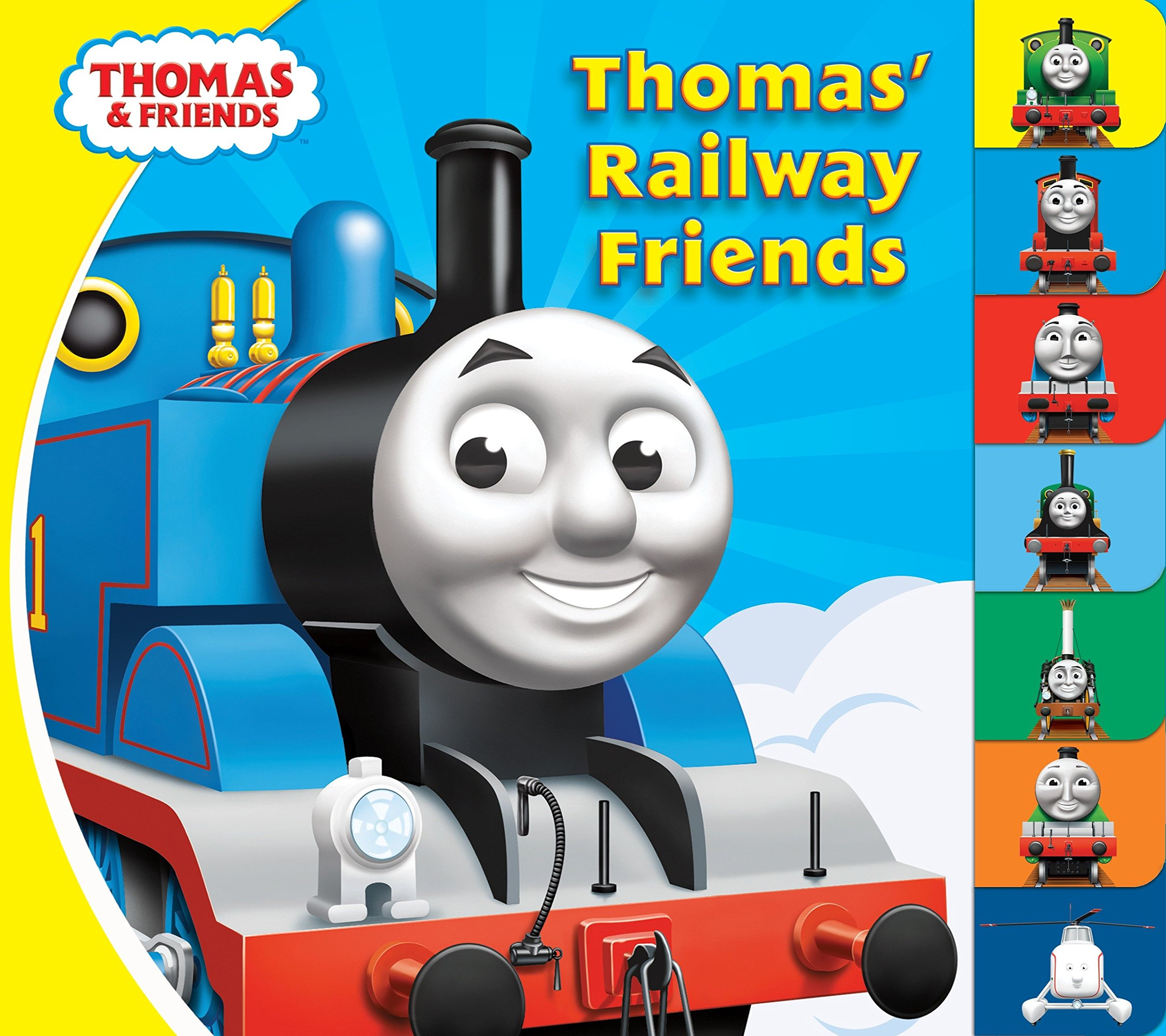 Thomas' Railway Friends (Thomas & Friends) ePub fb2 book