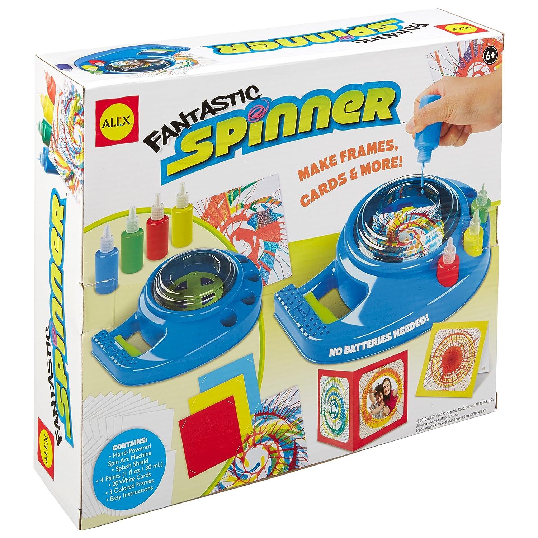 Amazon ALEX Toys Artist Studio Fantastic Spinner Toys & Games