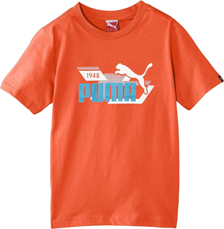 PUMA Camiseta de Running para ni/ño