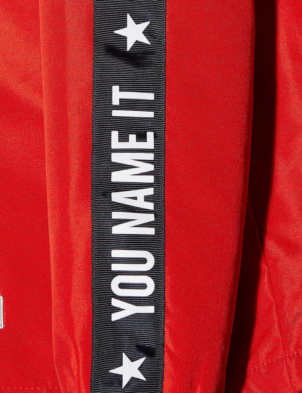Name It Nmmmellon Jacket Sleeve Print Giacca Bambino