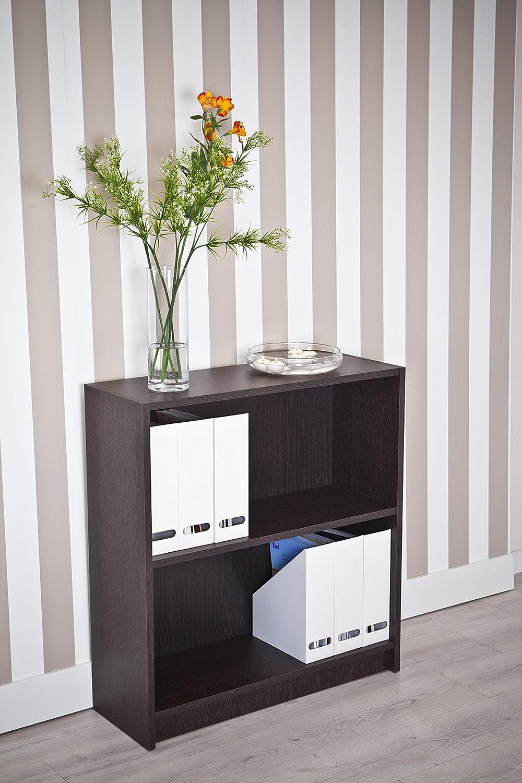 Intradisa 8001 - Regal im klassischen Design, wengefarben