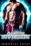 Alien Invasion: A Warrior Prince Romance (The Tourin Legacy Book 1)