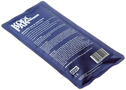 Koolpak - Bolsa reutilizable de frío y calor, de 12 x 29 cm.