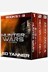 Hunter Wars Series (Books 1 - 3) (Hunter Wars Boxed Sets) Kindle Edition