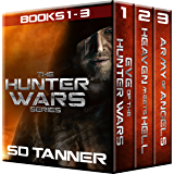 Hunter Wars Series (Books 1 - 3) (Hunter Wars Boxed Sets)