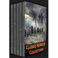 Classic Horror Collection: Dracula, Frankenstein, The Legend of Sleepy Hollow, Jekyll and Hyde, & The Island of Dr. Moreau (Xist Classics) (English Edition)