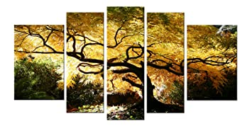 startonight canvas wall art maple tree fantastic trees usa design for home decor dual