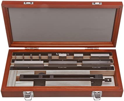 Set of 32 Gauge Block Kits Precision for Caliper//Micrometer with Wood Case