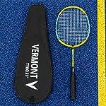 Raquette badminton Vermont