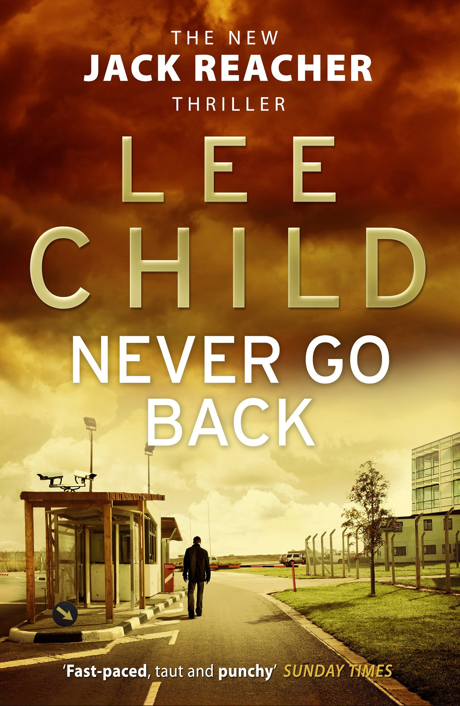 Never Go Back: (Jack Reacher 18): Amazon.co.uk: Lee Child ...