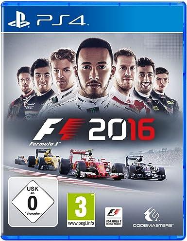 F1 2016 [Importación Alemana]: Amazon.es: Videojuegos
