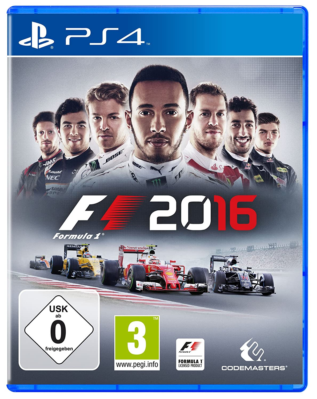 F1 2016 PS4 amazon