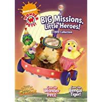 Wonder Pets: Big Missions, Little Heroes! 3 DVD Collection