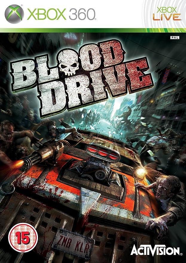 Blood Drive (Xbox 360) [Importación inglesa]: Amazon.es: Videojuegos