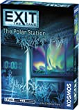 Exit: The Polar Station | Escape Room Game | Exit: The Game - A Kosmos Game | Family-Friendly, Card-Based at-Home Escape…