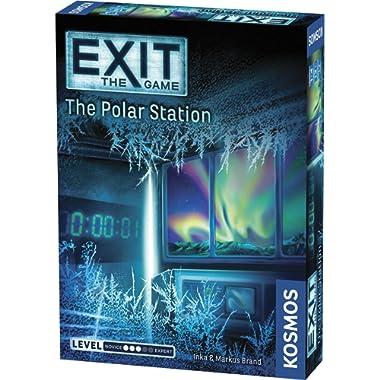 Thames and Kosmos Exit : The Polar Station
