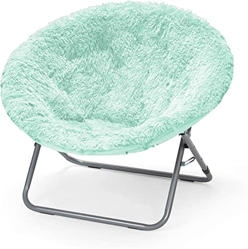 Urban Shop WK657555 Oversized Mongolian Saucer Chair