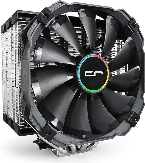 Cryorig MICOCR-H5-ULTIMAT - Ventilador de CPU para Intel (76 CFM ...